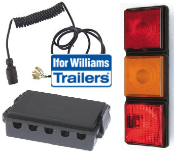 Ifor Williams Lights & Electrical.