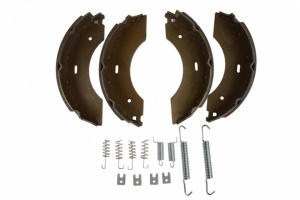 Aftermarket 230 X 60mm Brake Shoe Axle Set to suit Alko