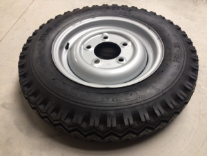 6.00 x 16 trailer tyre/wheel assembly