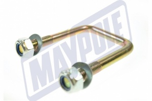 MP913B, m10, 50 X 50MM U BOLT & NUTS