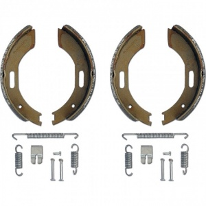 200 X 50mm Brake Shoe Axle Set to suit BPW (S2005-7 )
