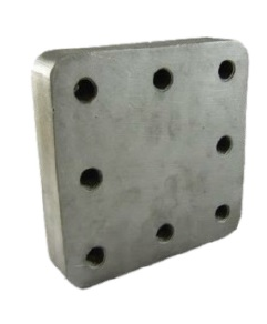 8 HOLE FITTING PLATE 200*200 (145X145 Fitting Alignment)