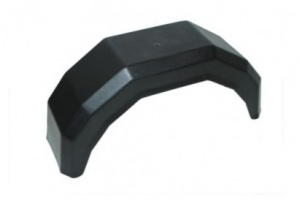 Plastic mudguard suitable for 13 inch wheels (mp267)