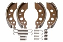 Aftermarket 200 X 50mm Brake Shoe Axle Set to suit Alko