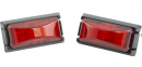 LED Red Marker Lamp Twin Pack (G18020)