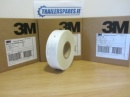 Genuine 3M ECE 104 Reflective Tape - White. 50 metre roll