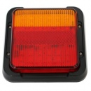 LED 5'' Square Tail Light (LG501)