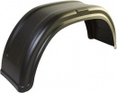 ALKO Plastic mudguard suitable for 13/14 inch wheels (1257131)