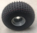 22x11.0-8 atv wheel and tyre assembly - 100mm PCD