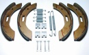 250 X 40mm Brake Shoe Axle Set to suit BPW (S2504-7 )