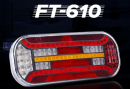 Fristom FT610 6 functional LED lamp L/H