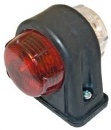 Genfitt Bulb type Red & White Side Marker Light (Bulb supplied)