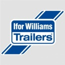 Ifor Williams Trailers Logo Sticker/decal self-adhesive A3 (42x30cm)
