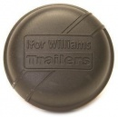 Ifor Williams 75mm black Dust Cap (p1250)