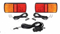 Led 11.5m trailer lighting kit  - lalk004