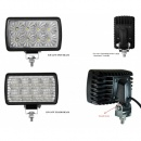 LG852 40 Watt Adjustable LED Work Light - 3000Lm