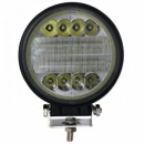 LG868 27 Watt Work Light With Angel Eyes
