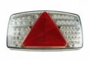 Led  Rear Combi lamp S/T/I/Fog/Rev/Reflex.10-30v - L/H (mp8603L)
