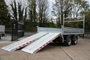 Aluminium Vehicle Loading Ramps - 3300KG 2.4m / 8ft  Collection only*