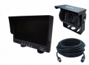 LG9005 Wired Camera Kit (7'' Monitor)