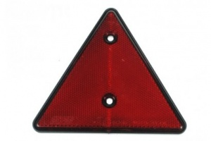 Trailer reflective triangle (mp16b)
